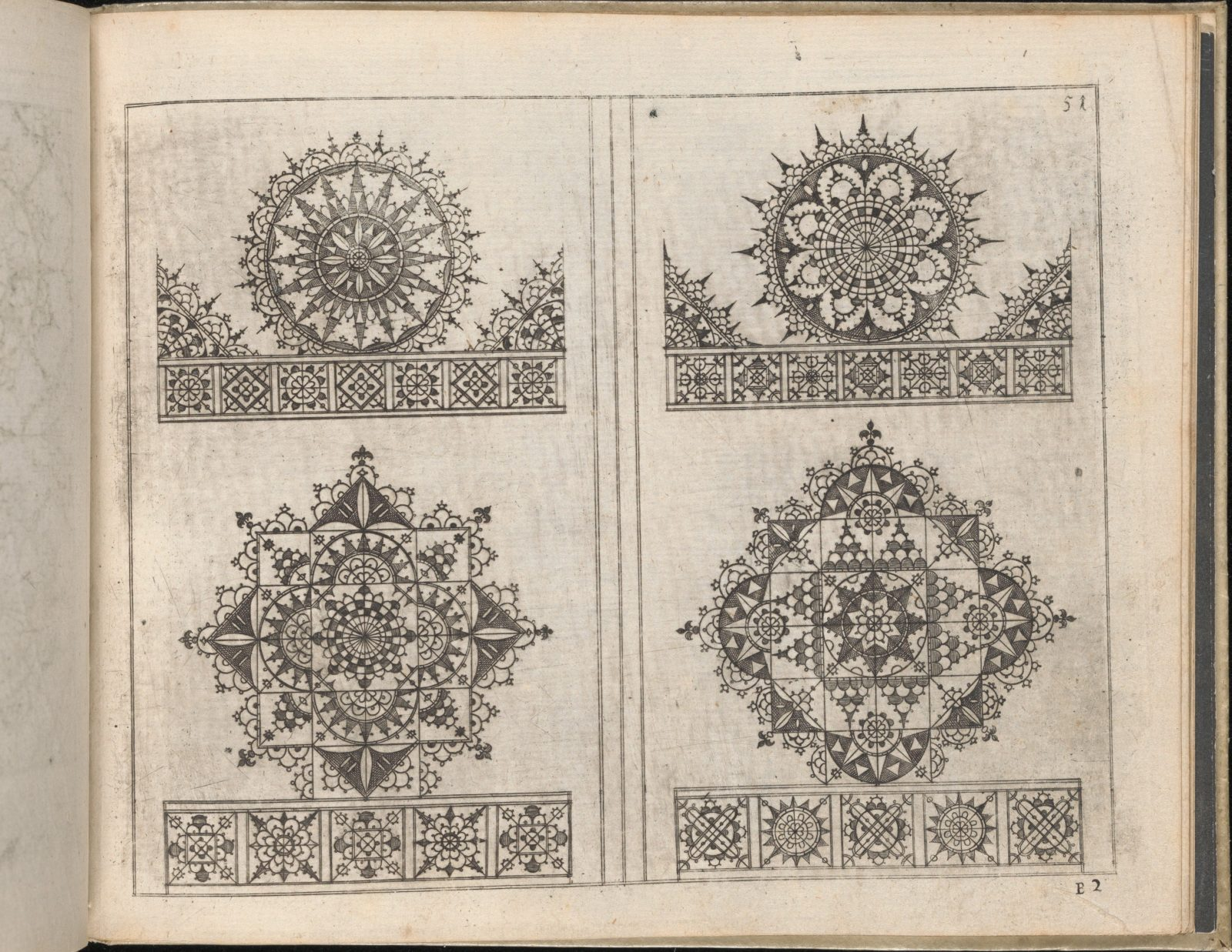 Newes Modelbuch in Kupffer  (Page 60r)
