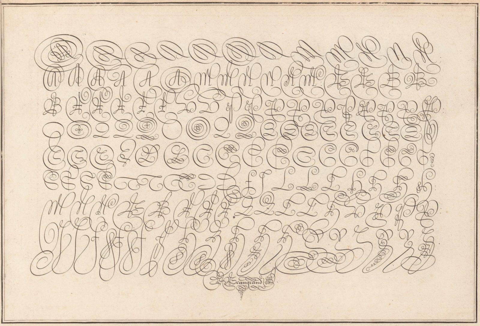 Panchrestographie & Poecilographie