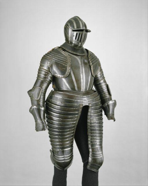 Cuirassier Armor