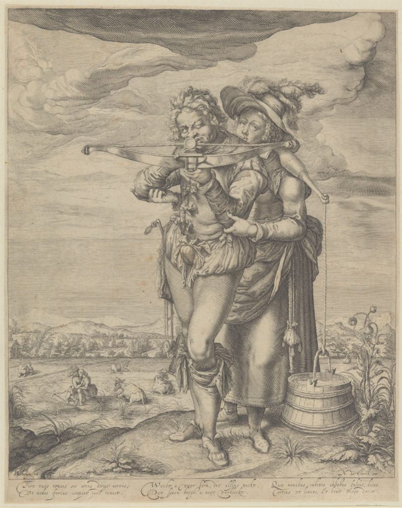 The Archer and the Milkmaid
