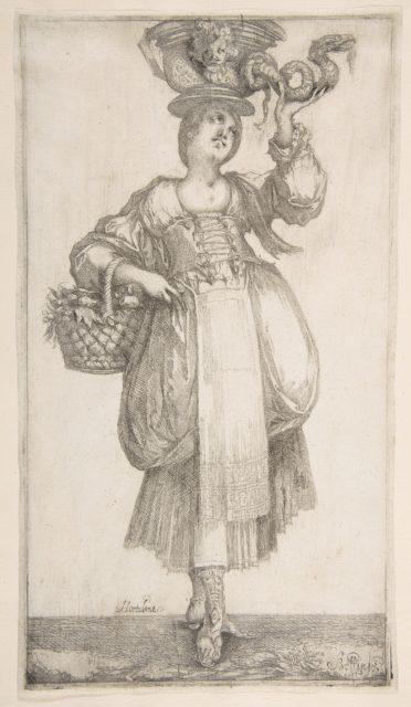 Hortulana, from Hortulanae series