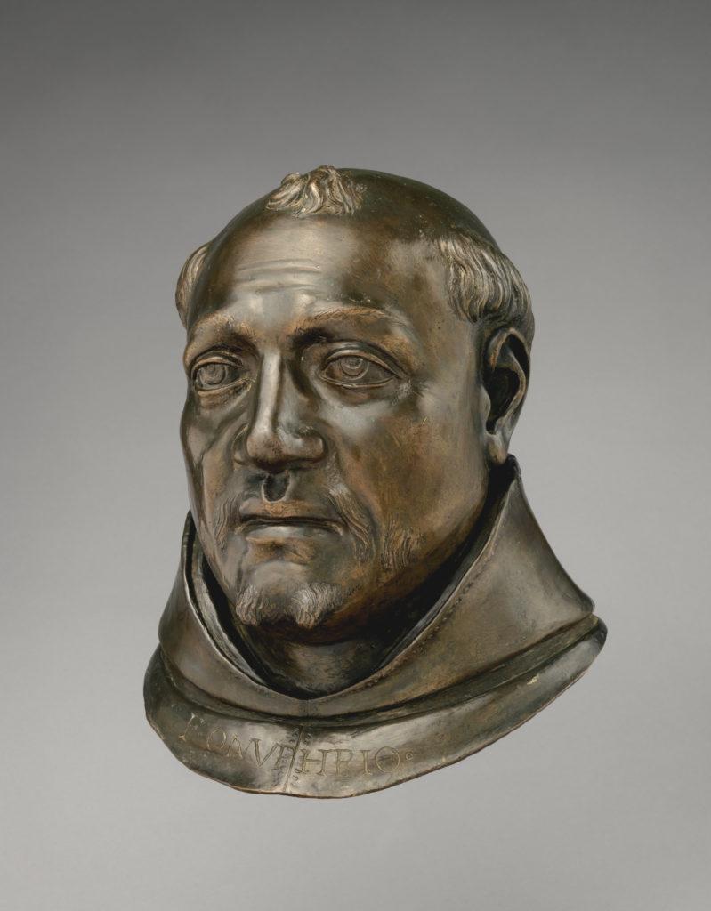 Head of Brother Onufrio