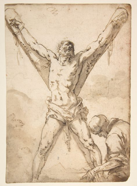 Martyrdom of St. Andrew