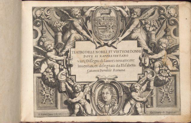 Teatro delle Nobili et Virtuose Donne...