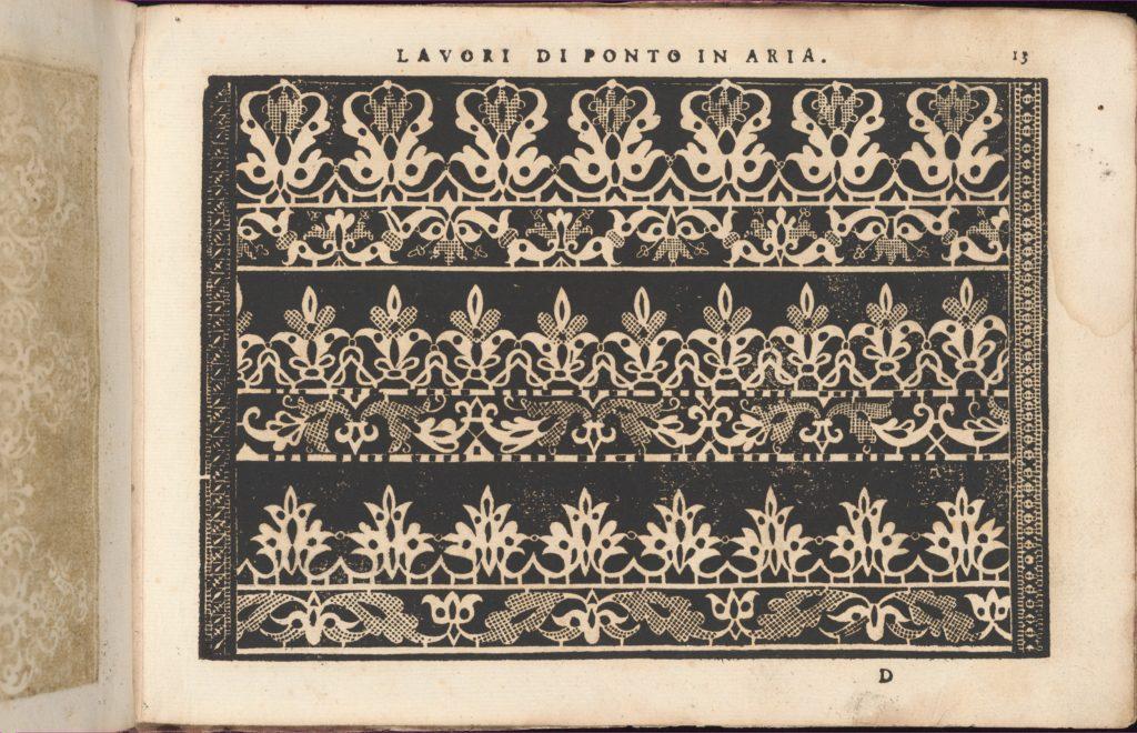Teatro delle Nobili et Virtuose Donne..., page 13 (recto)