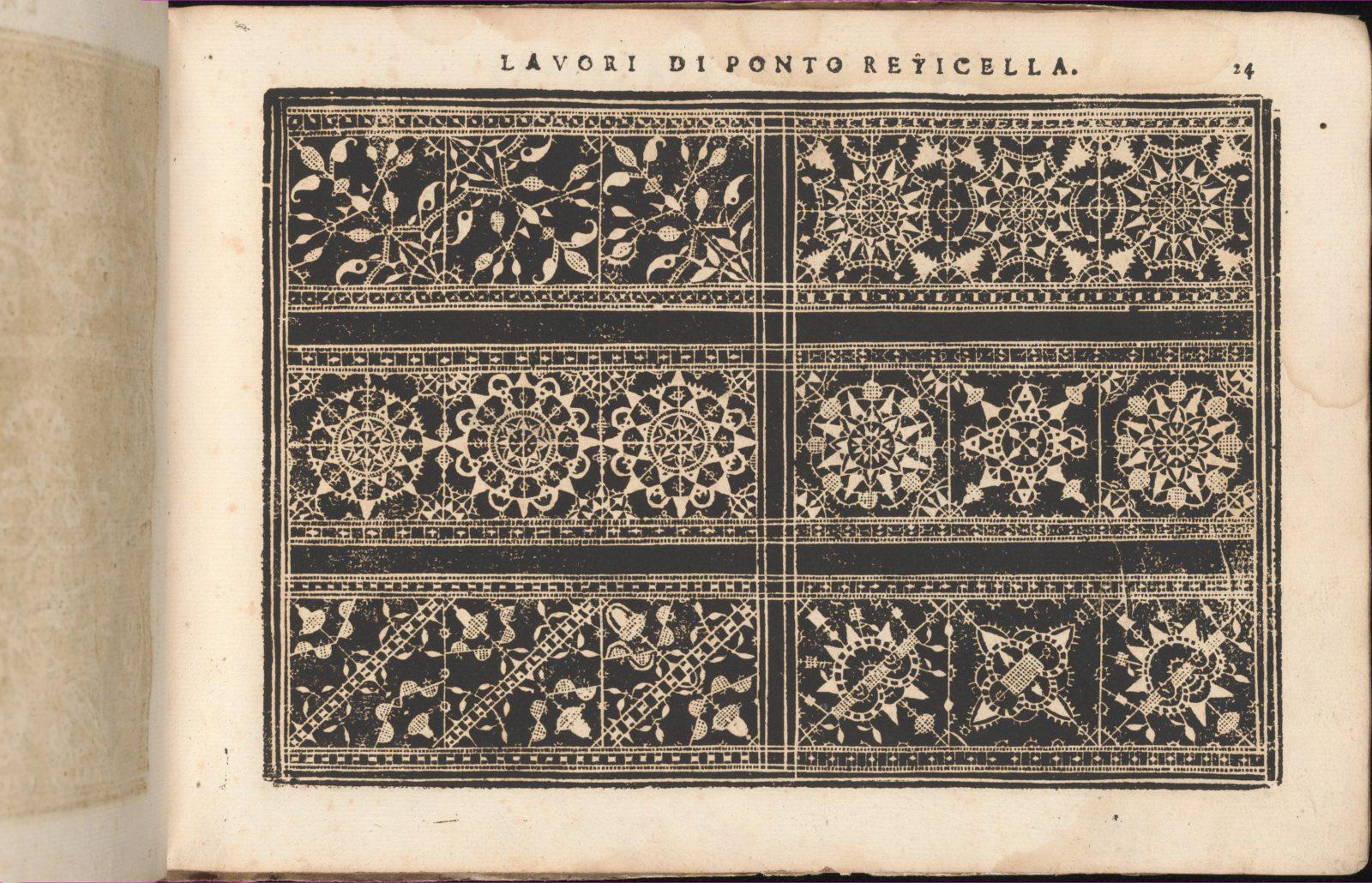 Teatro delle Nobili et Virtuose Donne..., page 20 (recto)