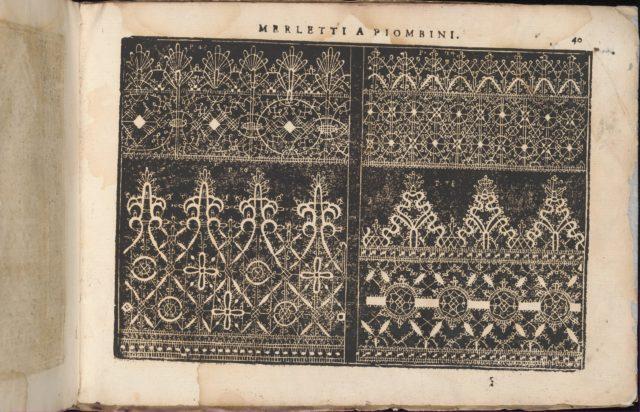 Teatro delle Nobili et Virtuose Donne..., page 46 (recto)