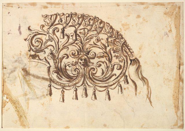 Textile Design for a Horse Cover
