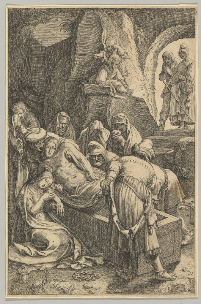 The Entombment, from The Passion of Christ