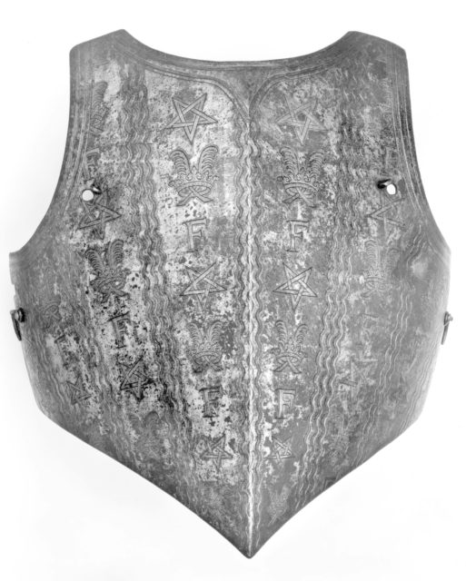 Reinforcing Breastplate