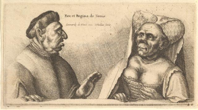 Rex et Regina de Tunis