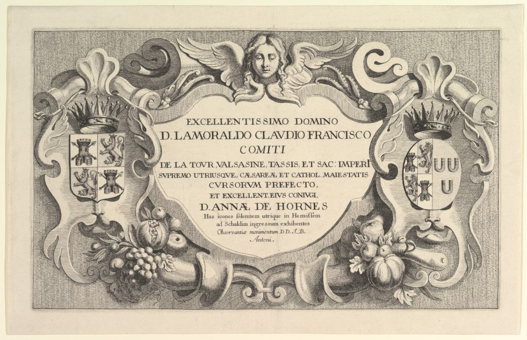 Title to the Entry into Hemissem