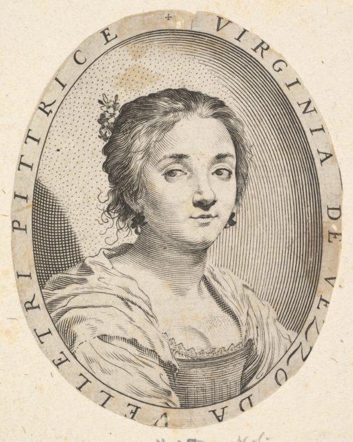 Virginia da Vezzo, Wife of Simon Vouet