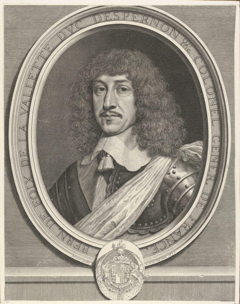 Bernard de Goix de La Valette duc d'Epernon