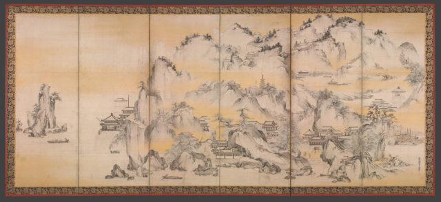 Jinshan Island and West Lake