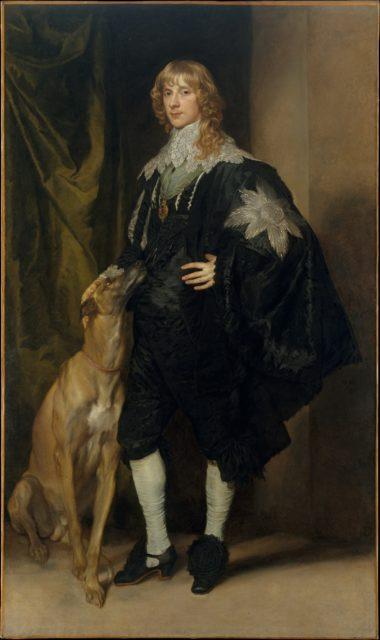 James Stuart (1612–1655), Duke of Richmond and Lennox