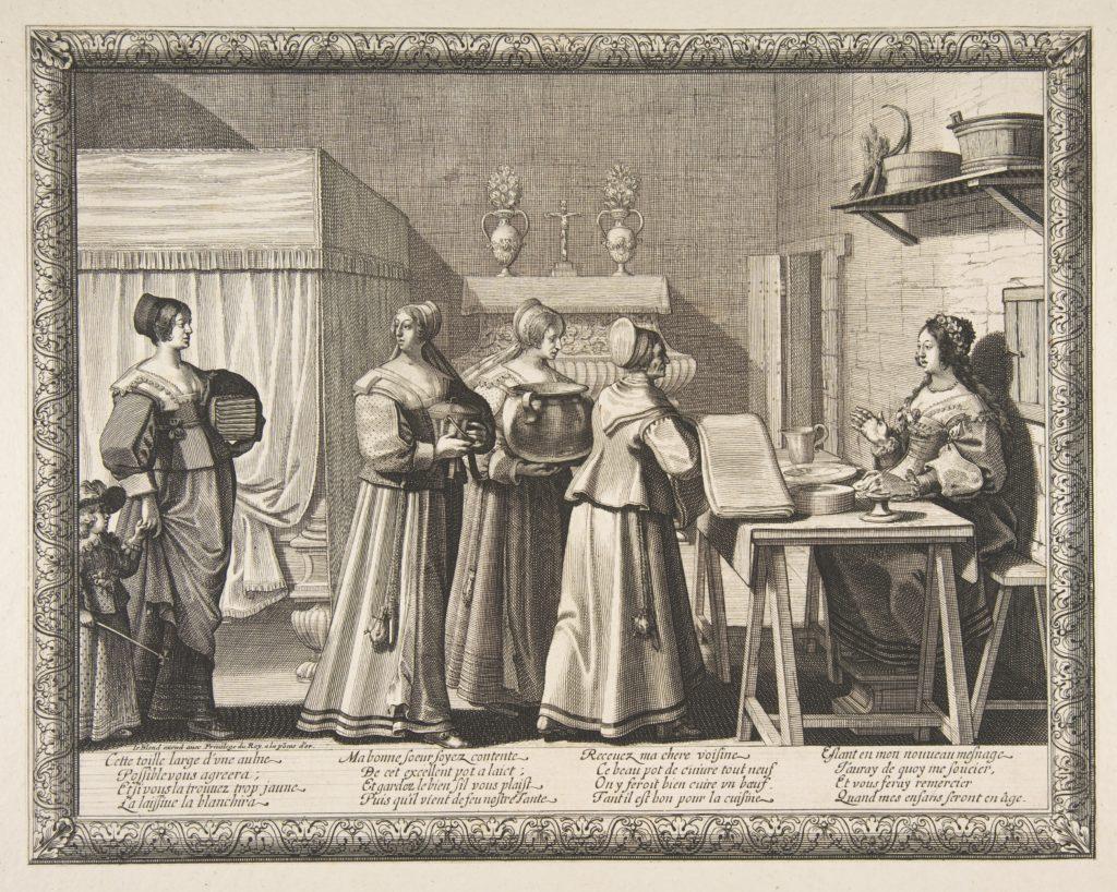 Presents Offered to the Bride (Les Présents offerts à la Mariée)