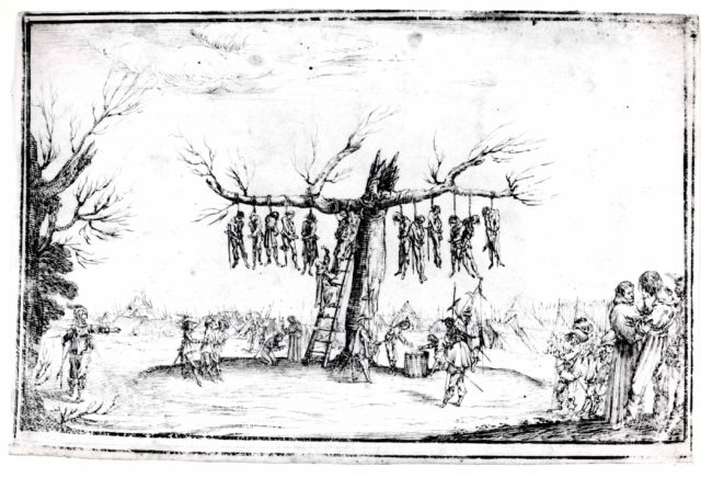 The Hangman's Tree