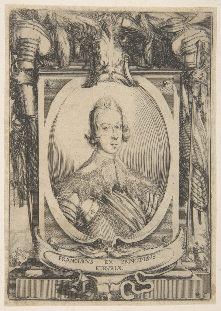 Francesco de Medici, Prince of Tuscany