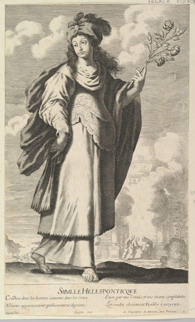 Sibylle Hellespontique