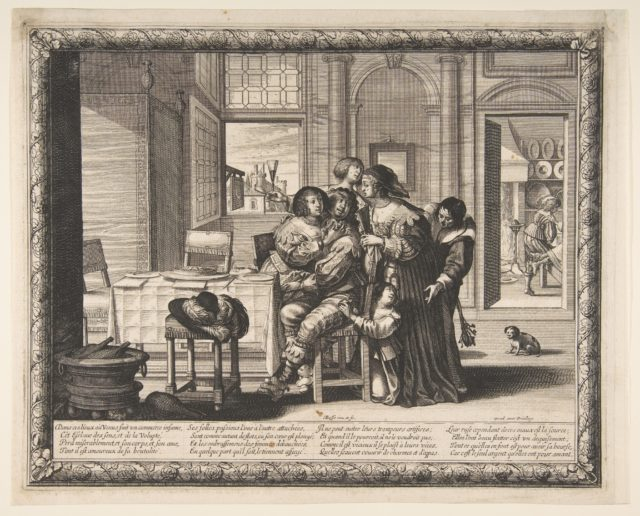 The Prodigal Son in a House of Ill Repute