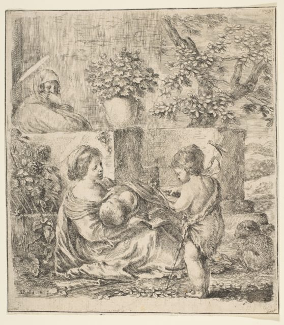 Virgin and Child with St. John the Baptist and St. Elizabeth