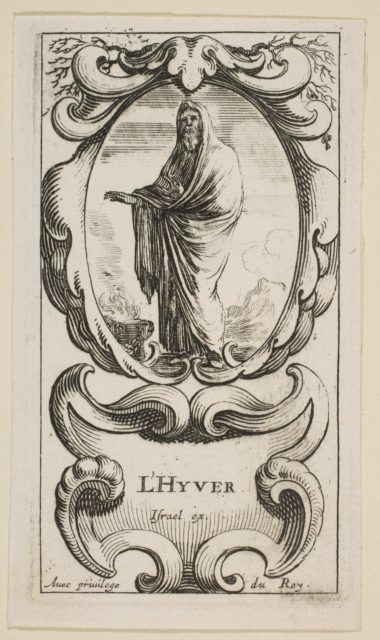 Winter (L'Hiver), from 'The Four Seasons'