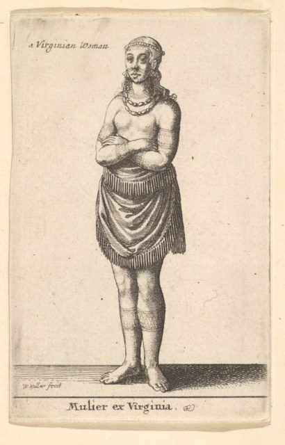 Woman of Virginia
