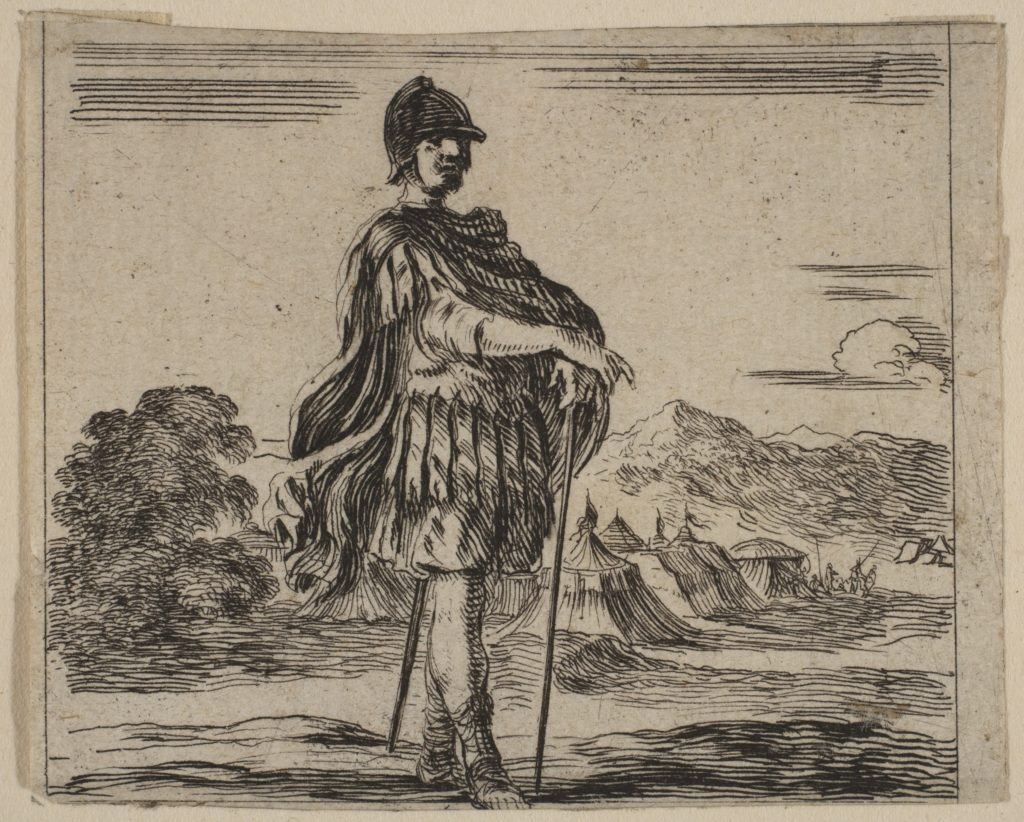 Mars, from 'Game of Mythology' (Jeu de la Mythologie)