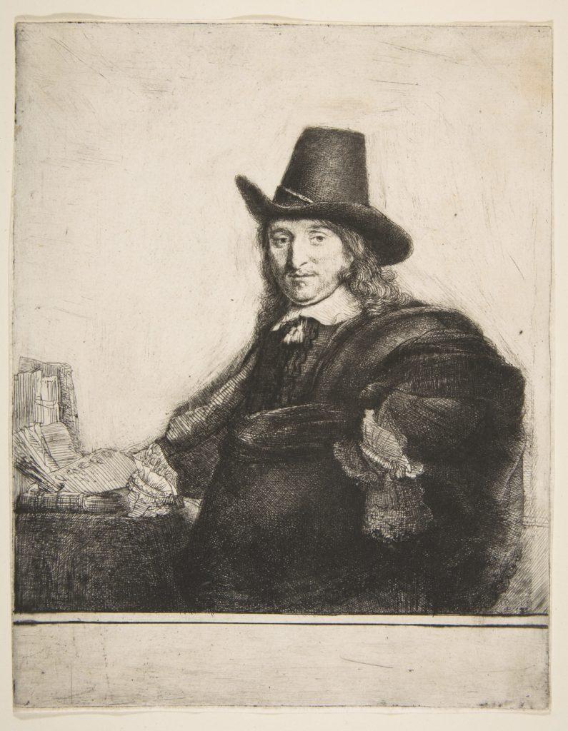 Jan Asselijn, Painter (Krabbetje)