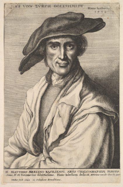 Hans von Zürch Goltshmidt