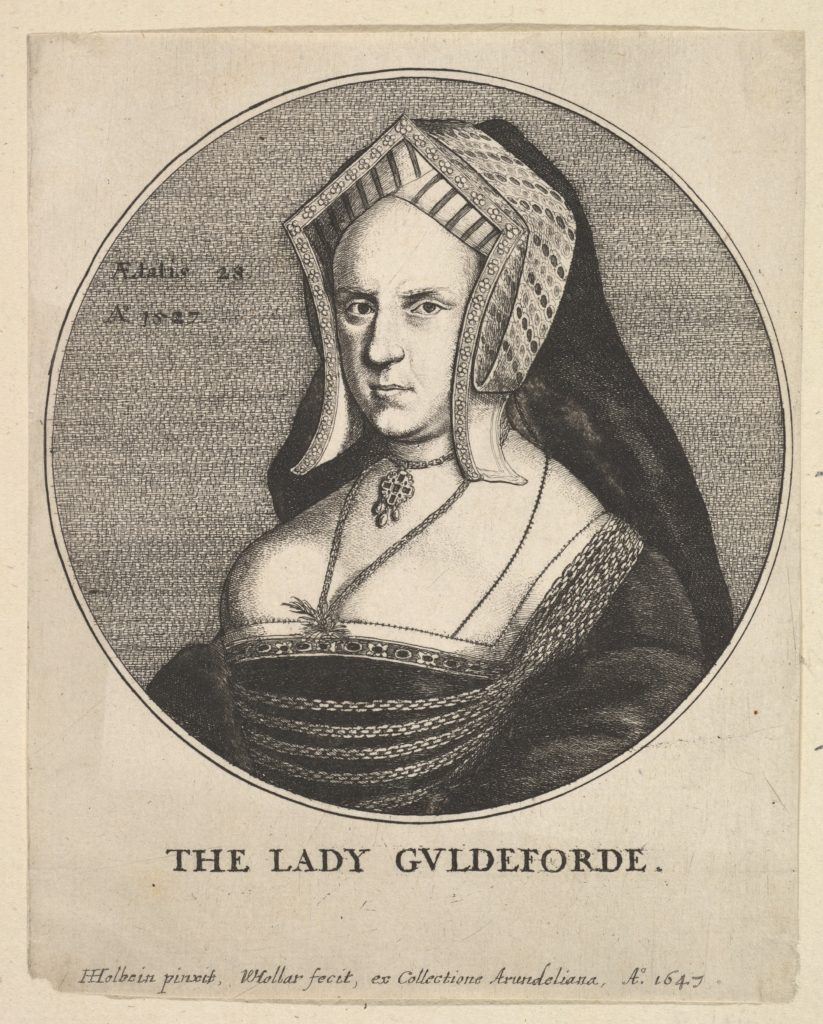 The Lady Guldeforde (Mary, Lady Guildford)