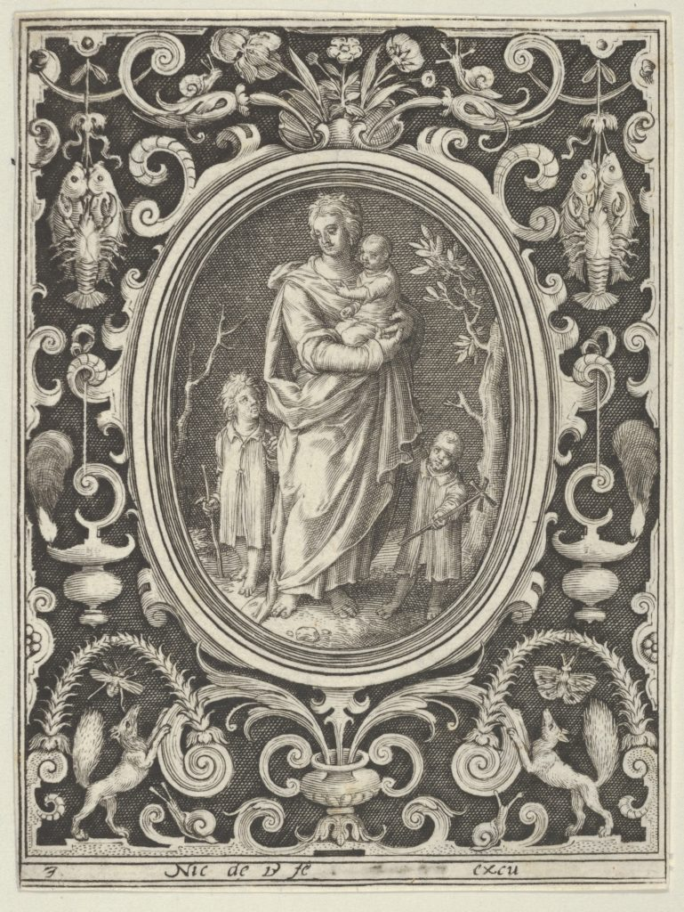 Charity, from the Cardinal Virtues