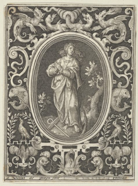 Hope, from the Cardinal Virtues