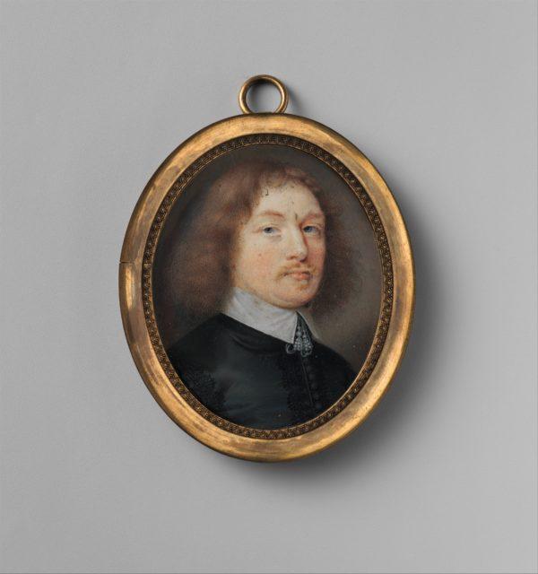 Portrait of a Man, Said to Be Philip Wharton (1613–1696), Fourth Baron Wharton