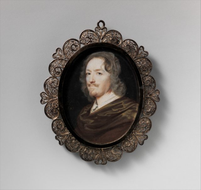 Henry Carey (1596–1661), Second Earl of Monmouth