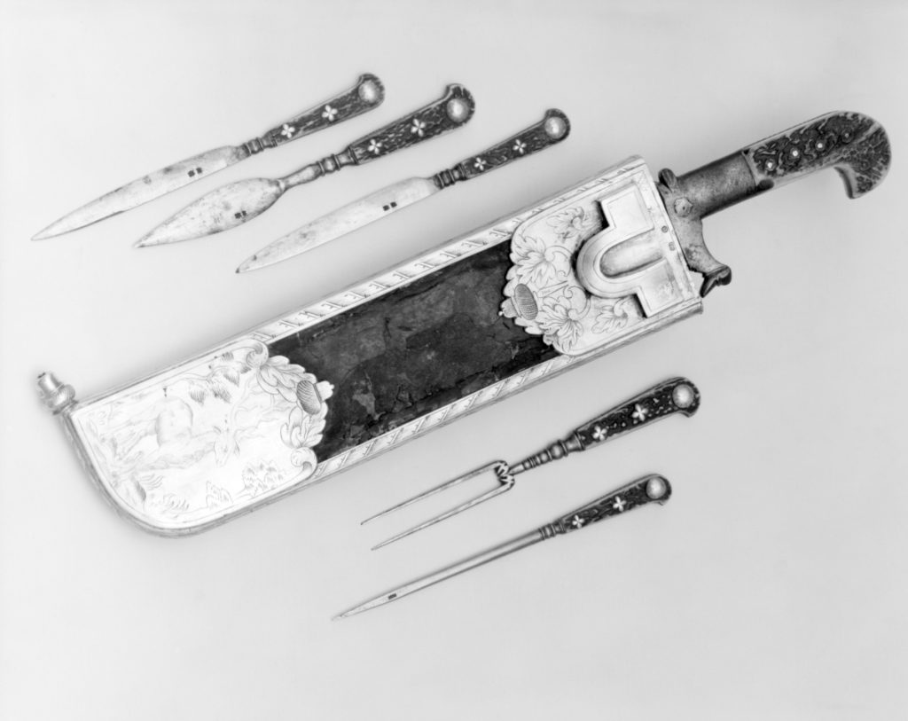 Set of Hunting Implements (Trousse)