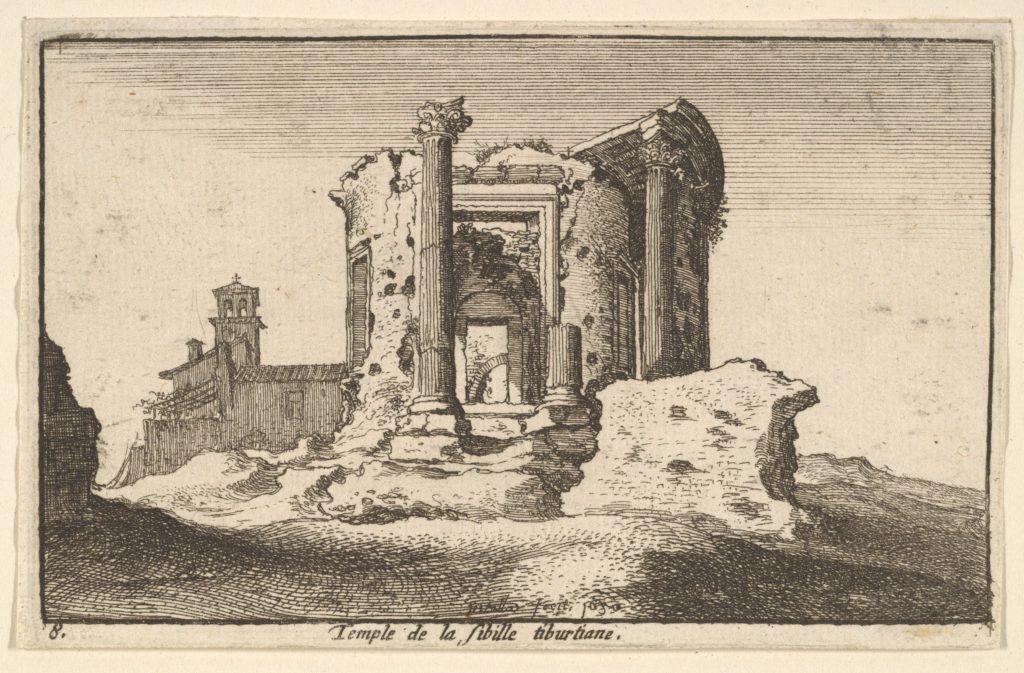 Temple of the Tiburtine Sybil