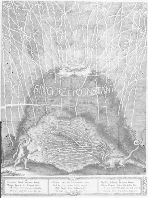 Die Triumphirende Liebe umgeben Mit den Sieghafften Tugenden In einem Ballet Auff dem Hochfürstlichen Beylager .. Christian Ludwig Hertzog zu Brunschwig und Lüneburg ... Dorothea Hertzogin zu Schleswig Hollstein ... Zelle 1653