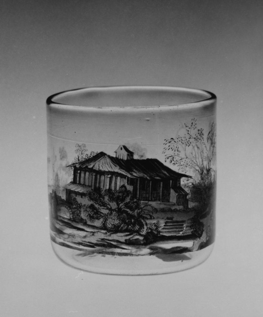 Beaker (Schwarzlot cup)