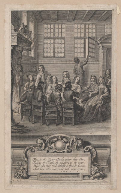 The Family of William Cavendish, Marquess of Newcastle-upon-Tyne