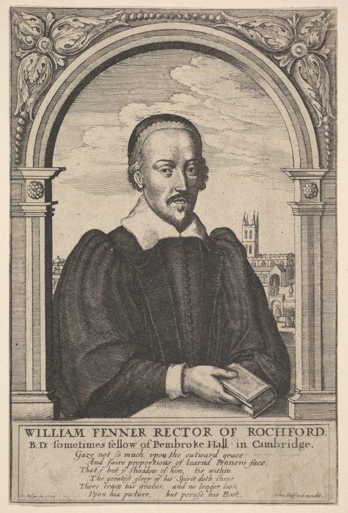 William Fenner, Rector of Rochford