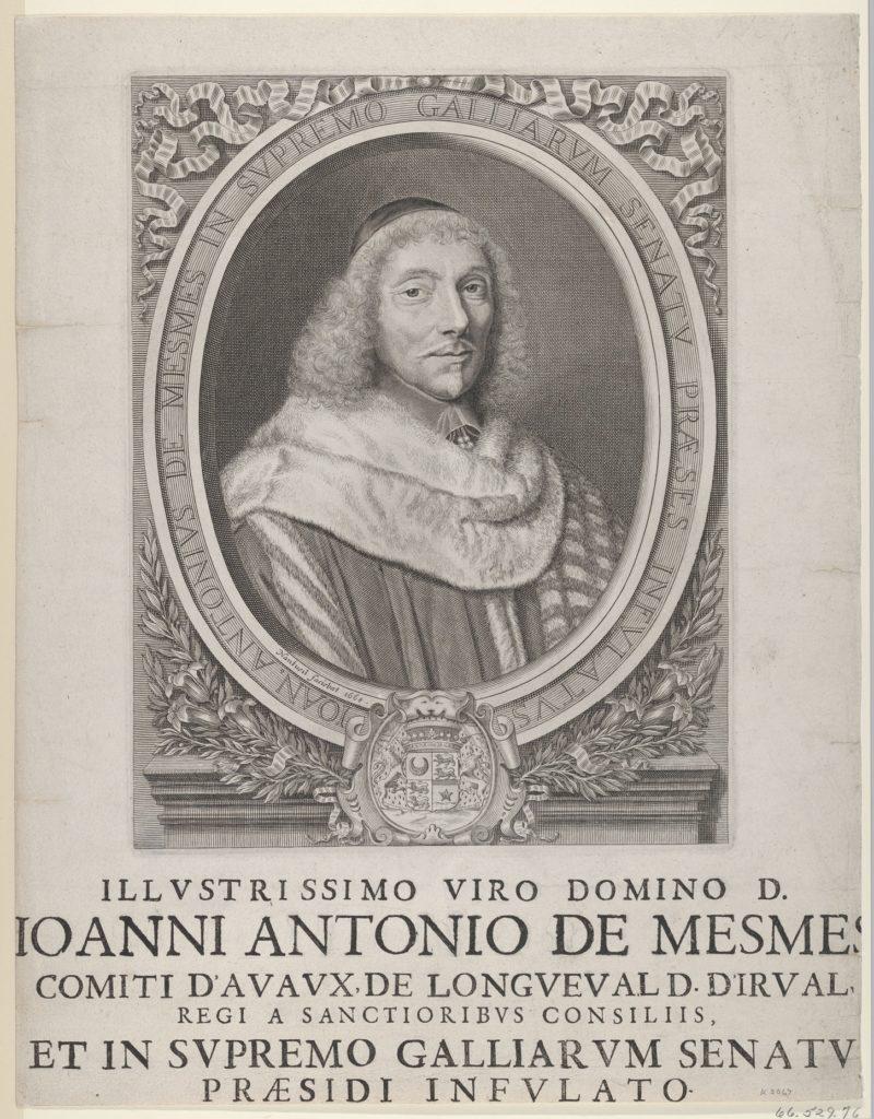 Jean-Antoine de Mesmes