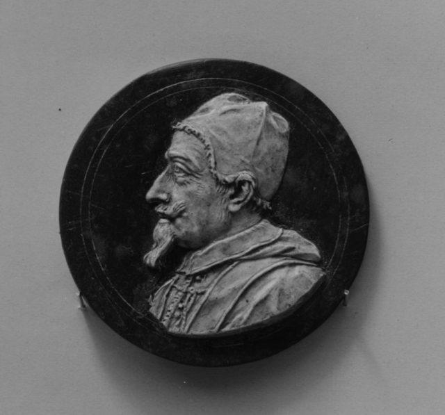 Pope Alexander VII (Fabio Chigi) b. 1599, Pope 1655–67