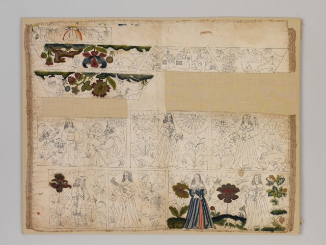 Unfinished cabinet panels