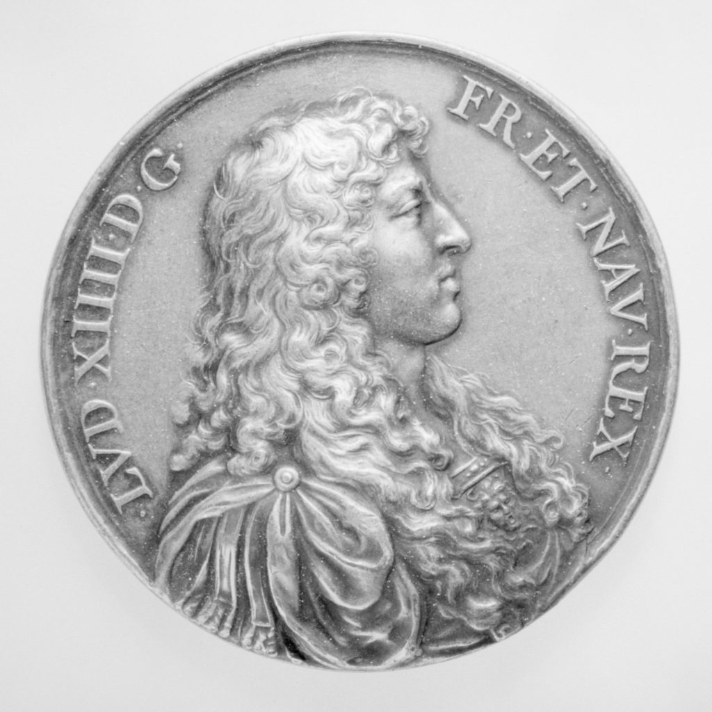 Louis XIV, King of France (b. 1638, r. 1643–1715)