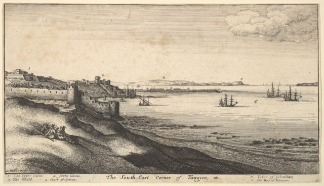 South East Corner of Tangier