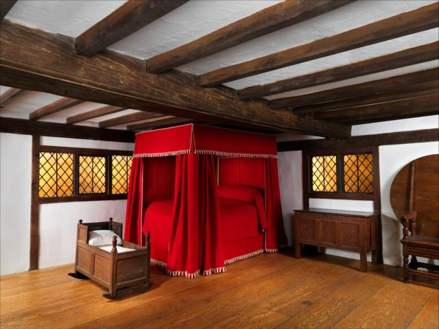 Room from the Hart House, Ipswich, Massachusetts
