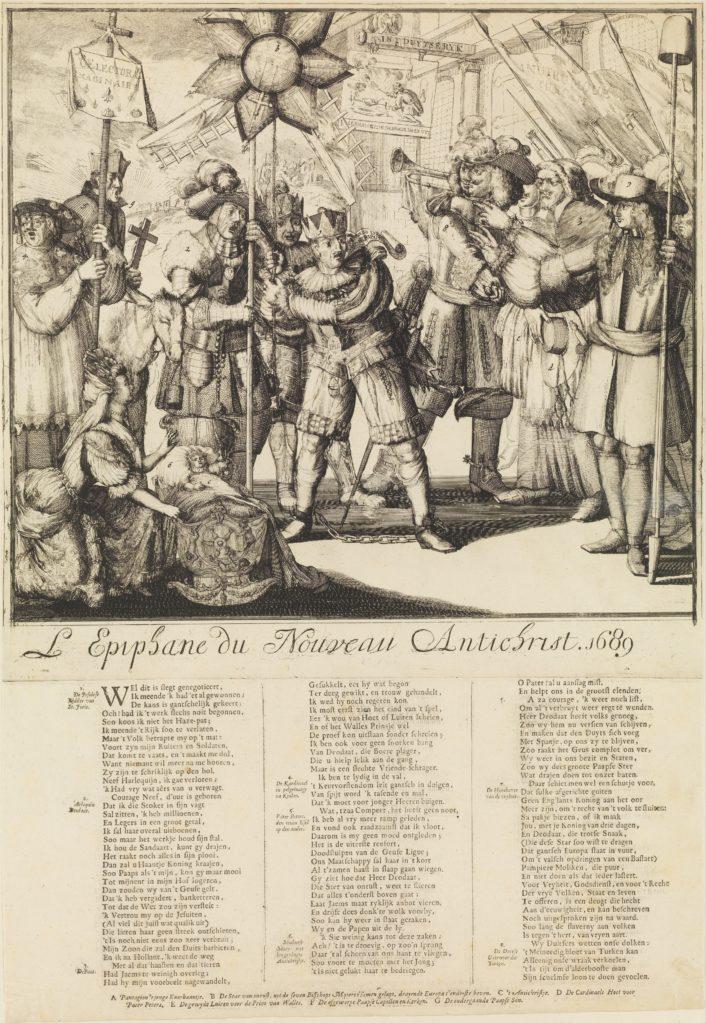 The Epiphany of the New Antichrist (L'Epiphane du Nouveau Antichrist)