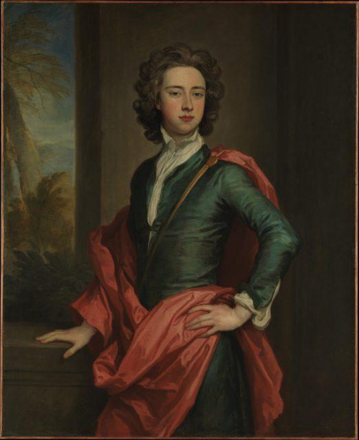 Charles Beauclerk (1670–1726), Duke of St. Albans
